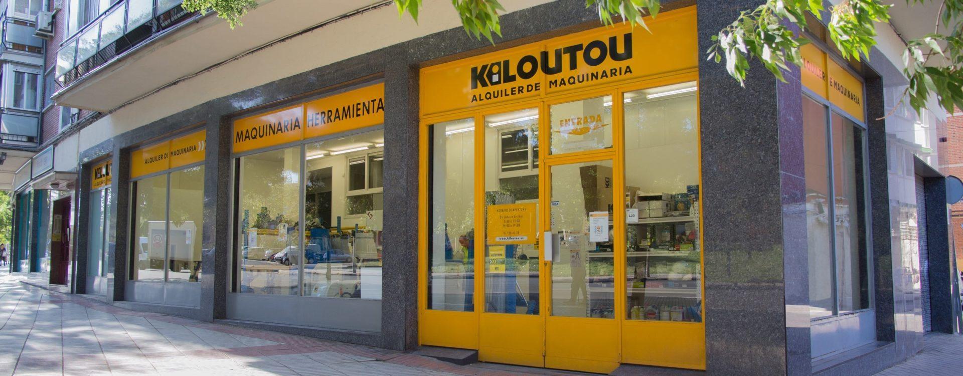 Agencia Kiloutou Albufera