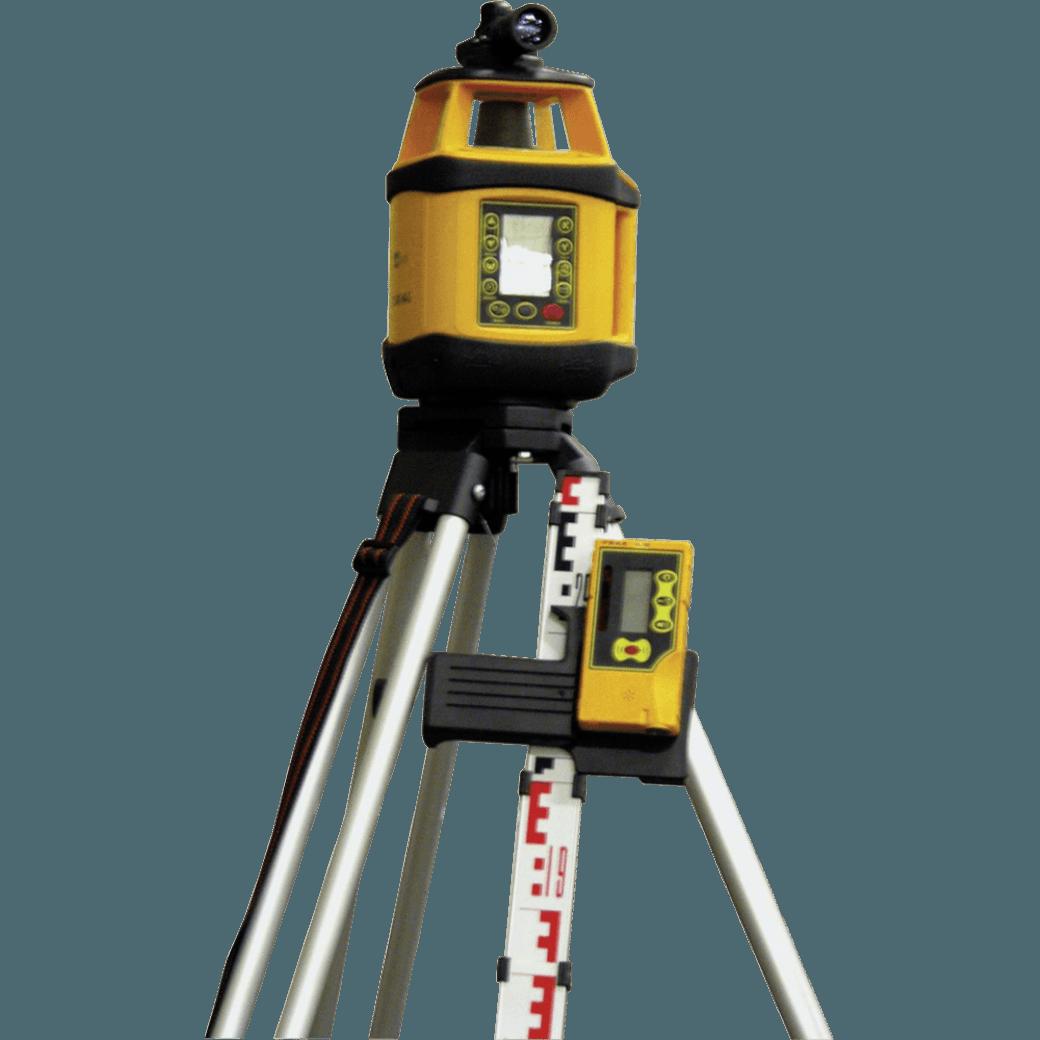 Rental Niwelator laserowy obrotowy – Zasięg 600 m